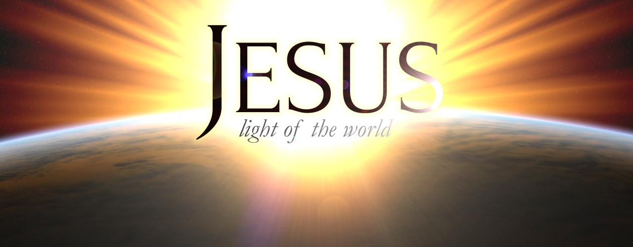 12 Jesus Light of the World